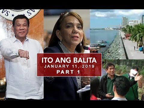 Ito Ang Balita (January 11, 2019) PART 1