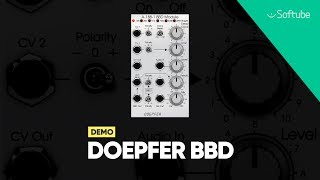 Doepfer BBD for Modular Demo – Softube