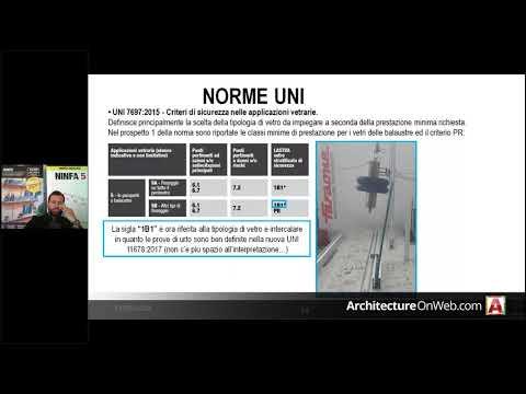 FormazioneOnWEB.it - Parapetti vetrati interni ed esterni. Progettare in sicurezza - 15.05.18