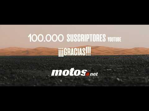 ¡Ya somos más de 100.000 suscriptores! Gracias por vuestra confianza