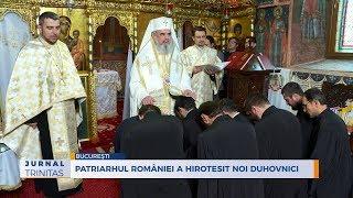 Patriarhul Romaniei a hirotesit 9 noi duhovnici