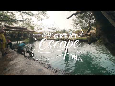 My Great Escape: Luang Prabang