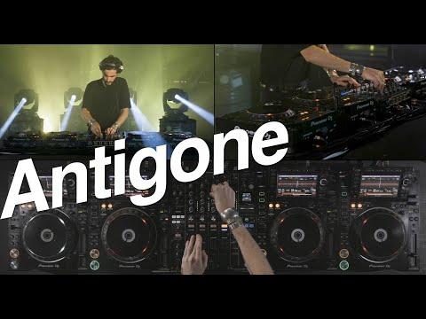 Antigone - DJsounds Show