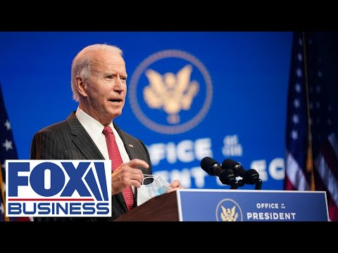 Biden meets with bipartisan group of lawmakers to discuss American Jobs Plan