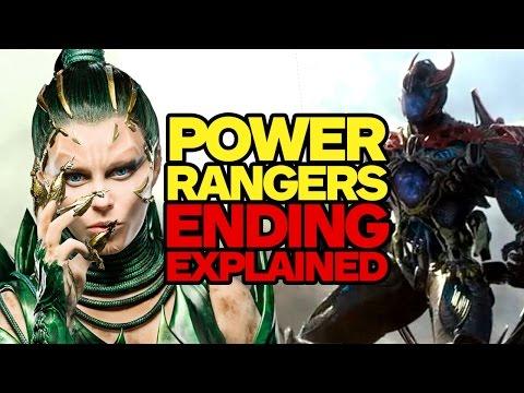 Power Rangers Ending & Post-Credits Scene Explained - SPOILERS!