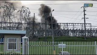 Explosión eléctrica en Monacillo deja sin luz a gran parte de la isla