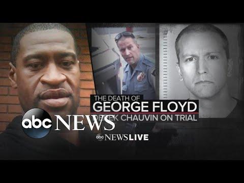 The Death of George Floyd: Jury begins deliberations in Derek Chauvin's trial
