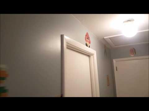 Mario Hallway
