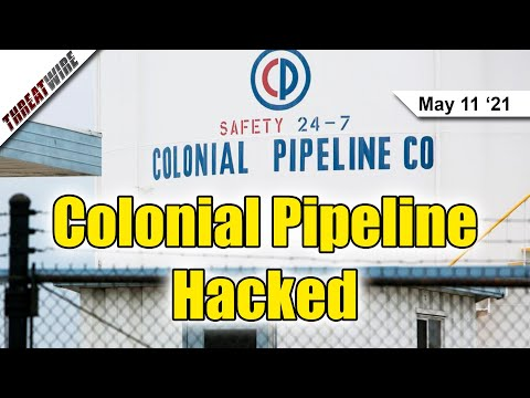 Colonial Pipeline Hit With Ransomware; Apple AirTags Hacked - ThreatWire
