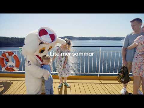 Lite mer tillsammans. Lite mer sommar.