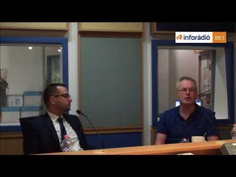 InfoRádió - Aréna - Lánczi Tamás és Pulai András - 2. rész