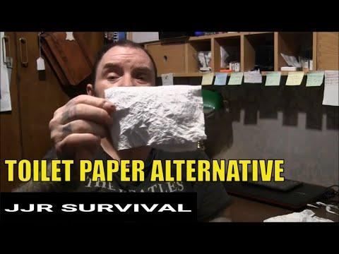Diy Toilet Tissue Alternative