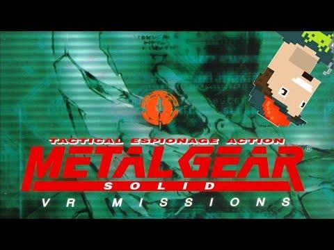 Metal Gear Solid: VR Missions || Hazme Recordar