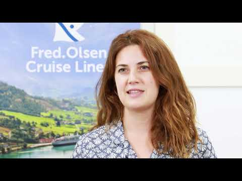 Working for Fred. Olsen Cruise Lines