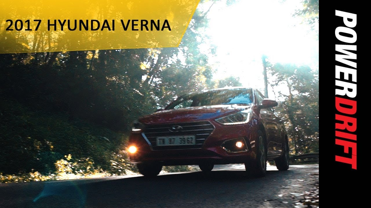 Hyundai Verna (2017) : Coming Soon : PowerDrift