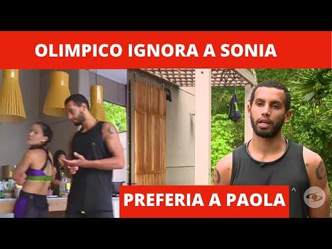 OLIMPICO NO QUIERE A SONIA EN ALPHA - Avance Desafio The Box capitulo 59