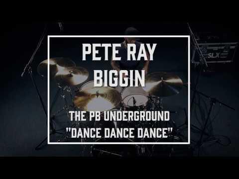 "Pete Ray Biggin Performs ""Dance Dance Dance"""