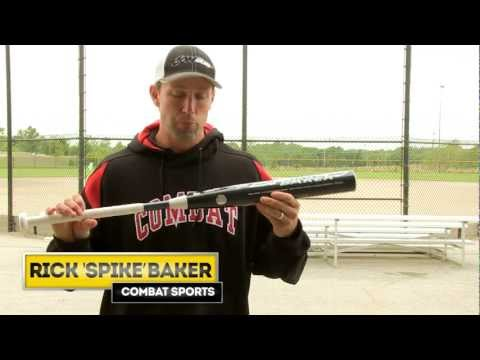 COMbat Spiked USSSA & Spiked 98 ASA Slow Pitch Bats Video