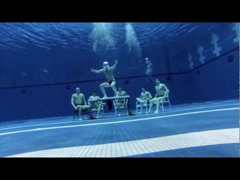 Under Water Harlem Shake