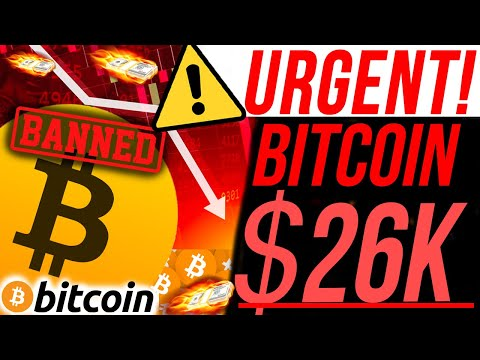 WILL BITCOIN CRASH TO ,000 THIS WEEK?📉