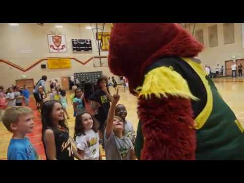 2016 Seattle Storm & Group Health Community Practice in Seattle Southside