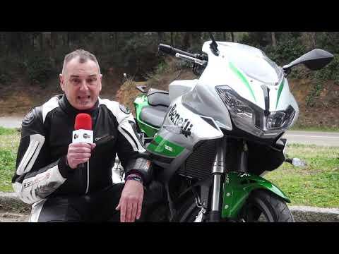 Motosx1000: Test Benelli BN302R