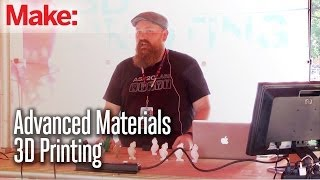 Advanced Materials for 3D Printing