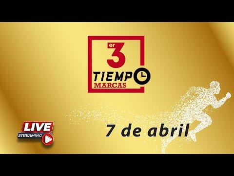 3er Tiempo de MARCAS 07-04-21