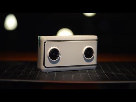 Tested: Lenovo Daydream VR180 Camera Review