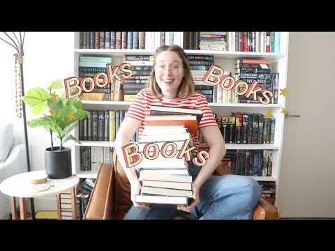 HUGE Book Haul!! (lol I went overboard but I love everything so)