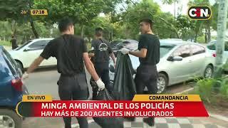 La Policía Nacional se suma a la lucha contra el dengue