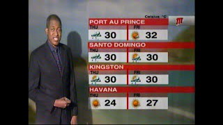 Caribbean Weather - Wednesday February 3rd 2021
