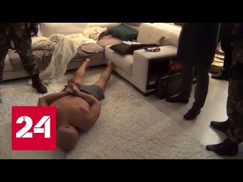 В Вологде арестовали пятерых