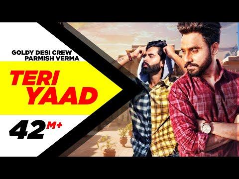 Teri Yaad-Goldy Desi Crew Video Song With Lyrics Mp3 Download