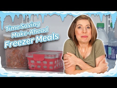 How to Make Time Saving Make-Ahead Freezer Meals | Dish with Julia | Allrecipes.com