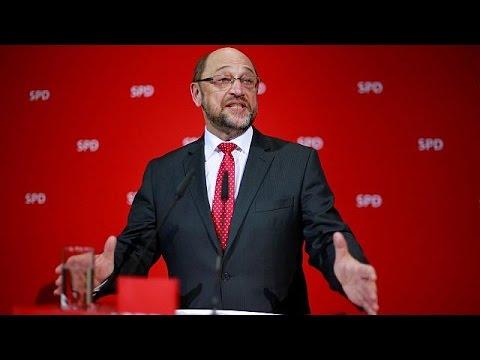 "Angela Merkel regonflée, l'effet ""Schulz"" dégonflé"