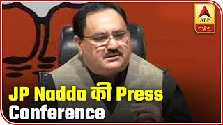 One year of Modi 2.0: JP Nadda to hold a press conference | Fatafat 100 - ABPNEWSTV