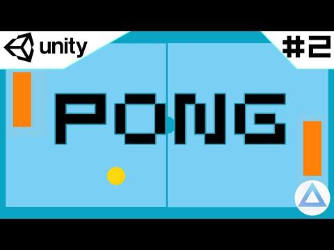 Como hacer PONG en UNITY, Tutorial!🏓/ 2-Capitulo