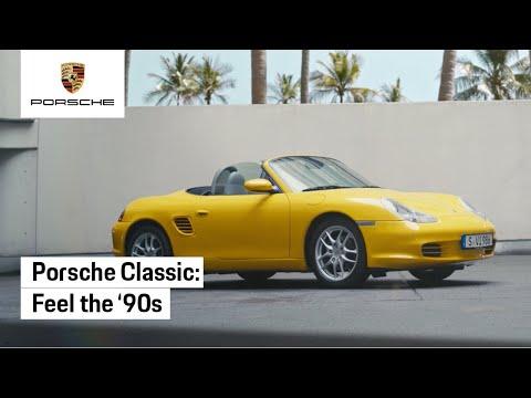Porsche Classic: Feel the '90s