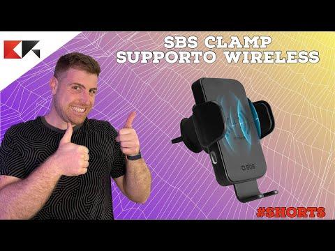 SBS CLAMP Supporto auto per smartphone c …