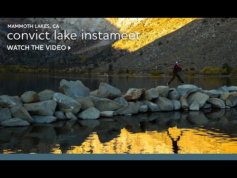 Convict Lake InstaMeet