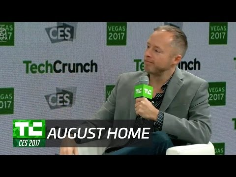 August Home's Jason Johnson on the Age of Convenience at CES 2017