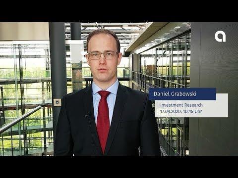 Schneller Fall aus großer Höhe - Das erste Börsenquartal im Rückblick