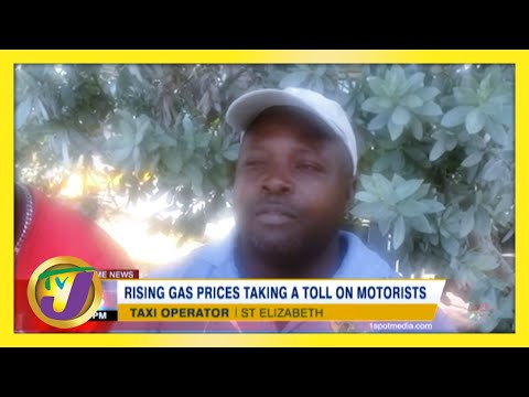 Rising Gas Prices Taking a Toll on Jamaica's Motorists | TVJ News - March 4 2021