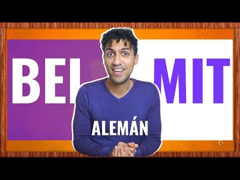 BEI vs. MIT - Para con tu CONFUSIÓN en Alemán