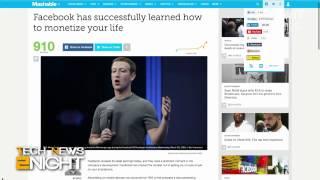 Tech Feed for July 29, 2015: Tech News 2Night 391