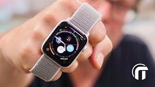 Vidéo-Test : Apple Watch Serie 4 - Unboxing et mise au poignet