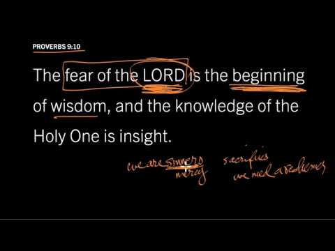 Proverbs 26:4—5 // How to See Jesus in Proverbs