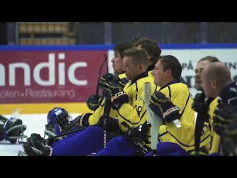 Toyota Sverige Parahockey