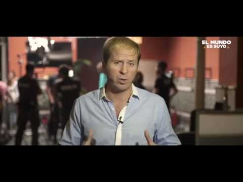 El Mundo Es Suyo - Featurette 'Compadres' - Castellano HD